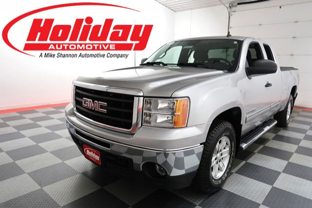 2010 Sierra 1500 Extended Cab 4x4 Pickup #A5245A - photo 1