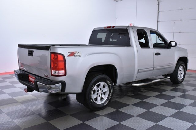2010 Sierra 1500 Extended Cab 4x4, Pickup #A5496 - photo 4