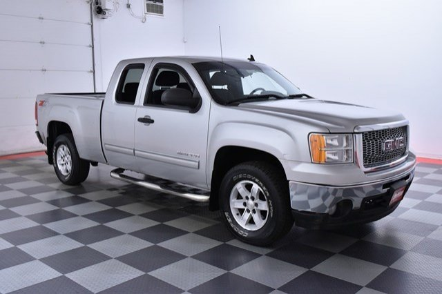 2010 Sierra 1500 Extended Cab 4x4, Pickup #A5496 - photo 5