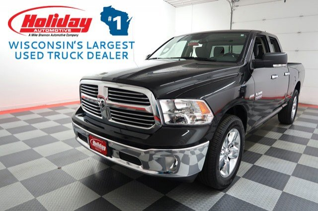 2017 Ram 1500 Quad Cab 4x4 Pickup #A6420 - photo 1