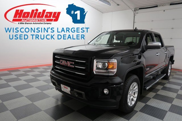 2015 Sierra 1500 Crew Cab 4x4 Pickup #A6587 - photo 1