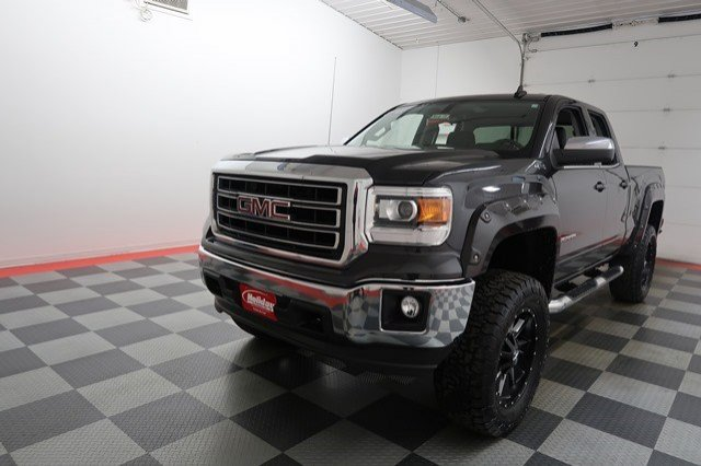 2015 Sierra 1500 Double Cab 4x4 Pickup #A6671 - photo 2