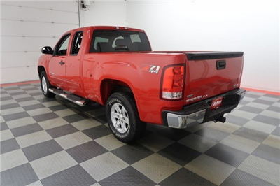 2011 Sierra 1500 Extended Cab 4x4 Pickup #A6738 - photo 2