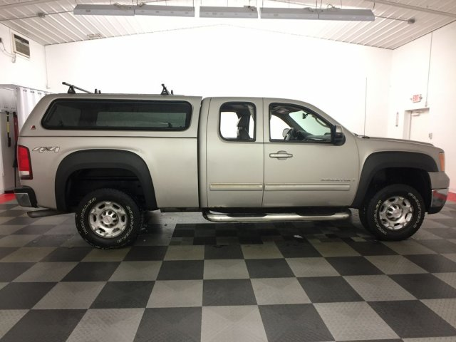 2007 Sierra 2500 Extended Cab 4x4,  Pickup #A8898A - photo 8