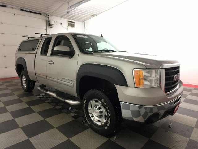 2007 Sierra 2500 Extended Cab 4x4,  Pickup #A8898A - photo 2