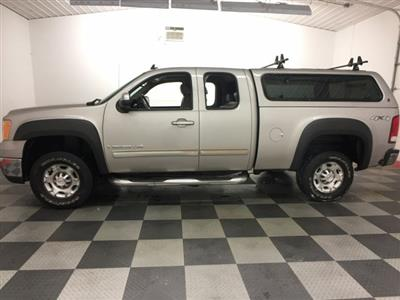 2007 Sierra 2500 Extended Cab 4x4,  Pickup #A8898A - photo 6