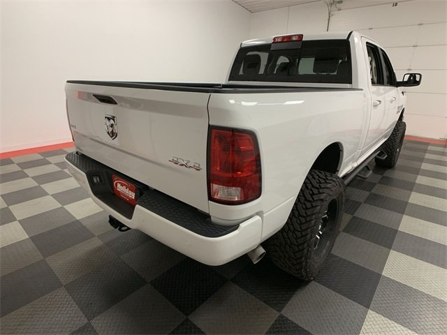 2018 Ram 2500 Crew Cab 4x4,  Pickup #A9161 - photo 3