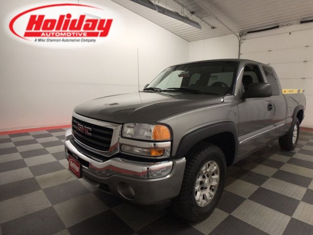 2006 Sierra 1500 Extended Cab 4x4,  Pickup #A9245A - photo 1