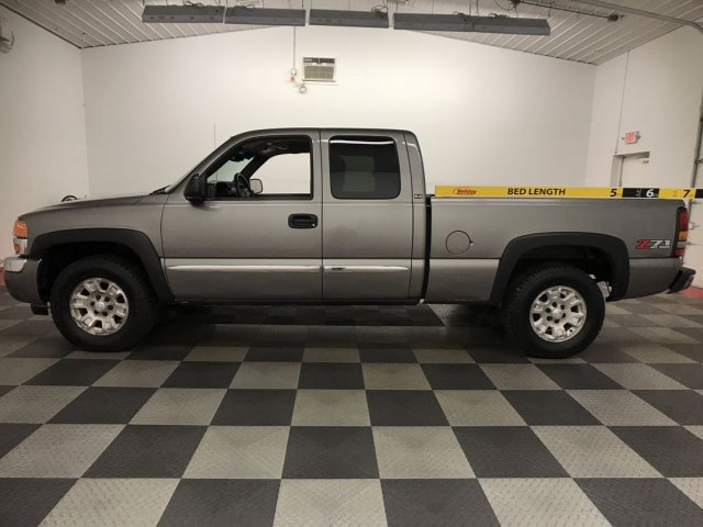 2006 Sierra 1500 Extended Cab 4x4,  Pickup #A9245A - photo 6