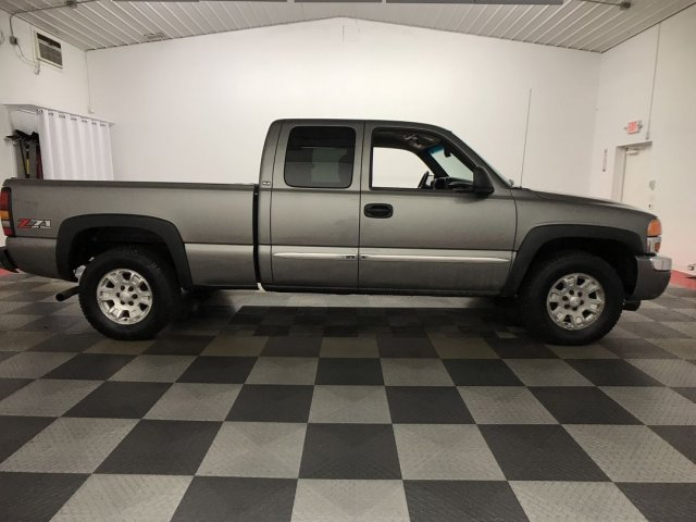 2006 Sierra 1500 Extended Cab 4x4,  Pickup #A9245A - photo 8