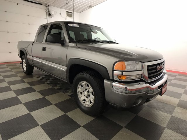 2006 Sierra 1500 Extended Cab 4x4,  Pickup #A9245A - photo 9