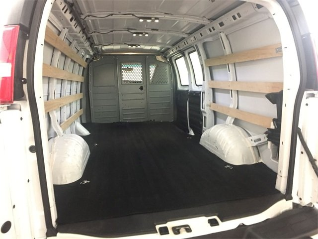 2017 Savana 2500,  Empty Cargo Van #A9433 - photo 2