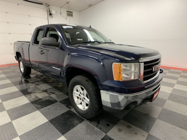 2009 Sierra 2500 Extended Cab 4x4,  Pickup #A9455A - photo 10