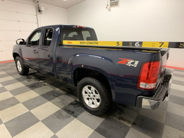 2009 Sierra 2500 Extended Cab 4x4,  Pickup #A9455A - photo 2