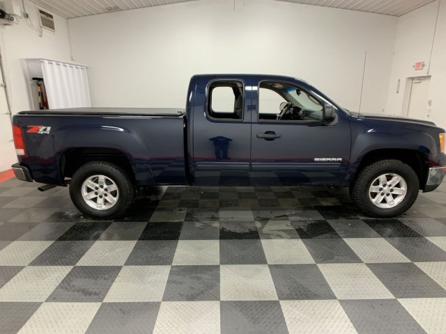2009 Sierra 2500 Extended Cab 4x4,  Pickup #A9455A - photo 9