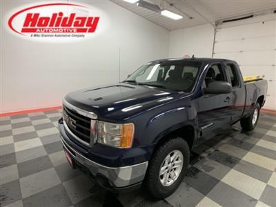 2009 Sierra 2500 Extended Cab 4x4,  Pickup #A9455A - photo 1