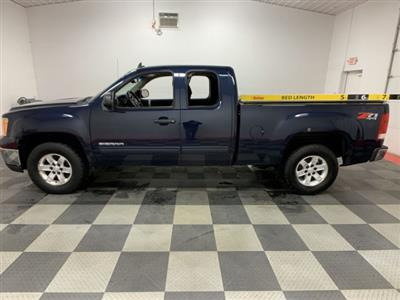 2009 Sierra 2500 Extended Cab 4x4,  Pickup #A9455A - photo 7