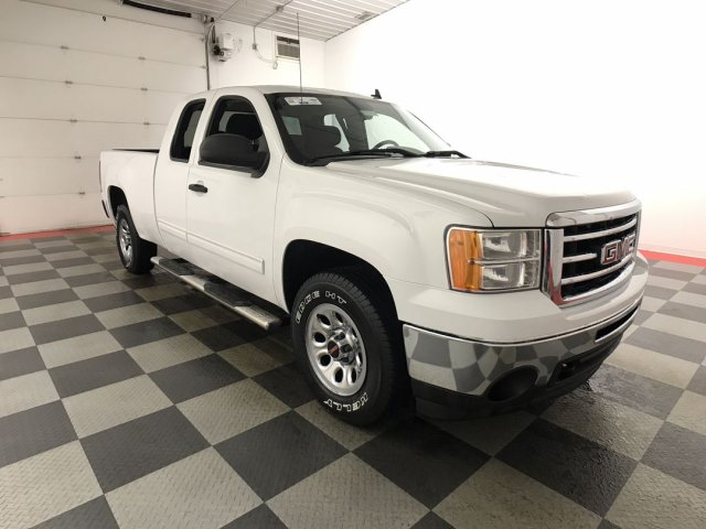 2012 Sierra 1500 Extended Cab 4x4,  Pickup #A9590 - photo 8