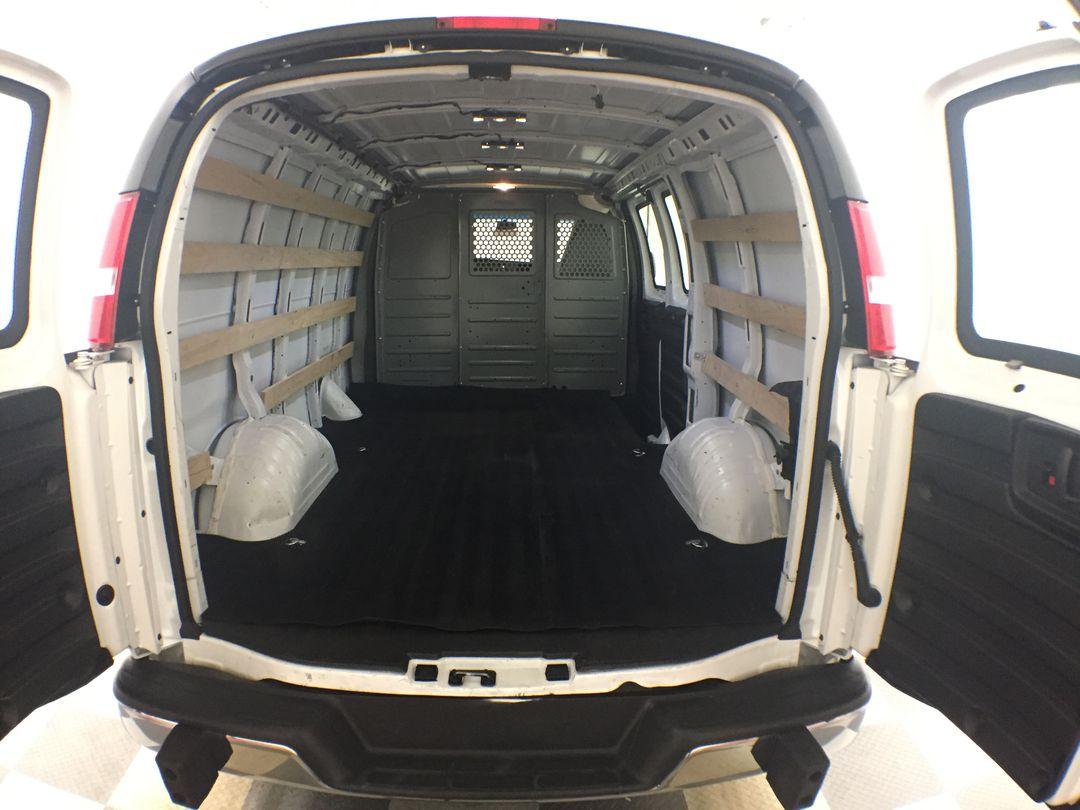 2017 Savana 2500,  Empty Cargo Van #A9642 - photo 1