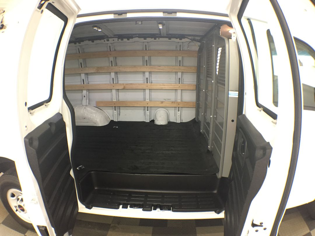 2017 Savana 2500,  Empty Cargo Van #A9642 - photo 23