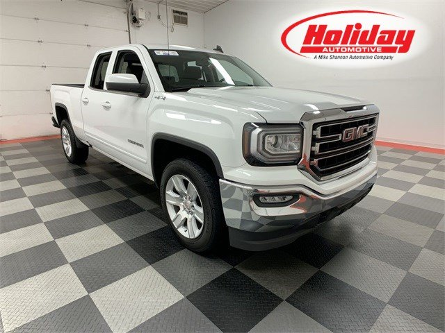 2016 Sierra 1500 Double Cab 4x4,  Pickup #A9987 - photo 18