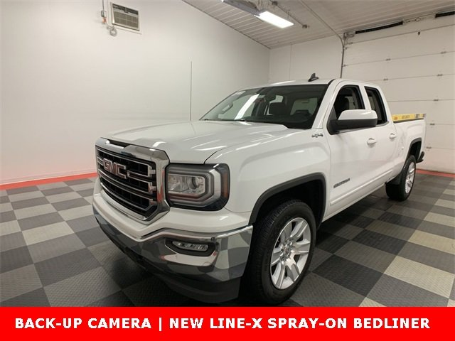 2016 Sierra 1500 Double Cab 4x4,  Pickup #A9987 - photo 16