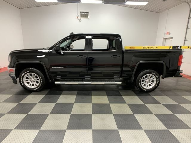 2016 Sierra 1500 Crew Cab 4x4,  Pickup #W1069 - photo 6