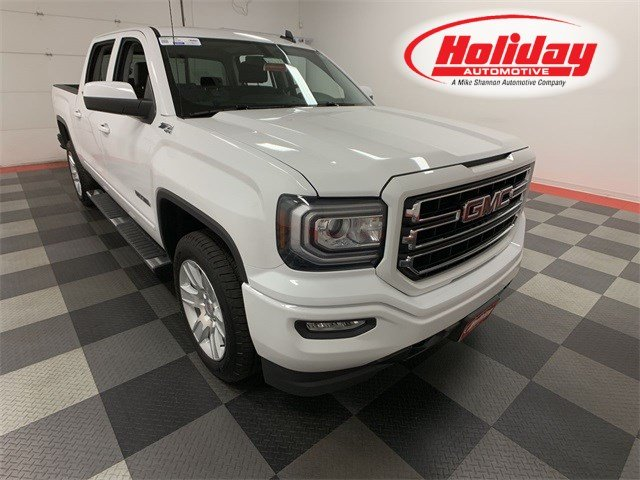 2018 Sierra 1500 Crew Cab 4x4,  Pickup #W1628 - photo 1