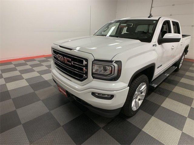 2018 Sierra 1500 Crew Cab 4x4,  Pickup #W1628 - photo 5