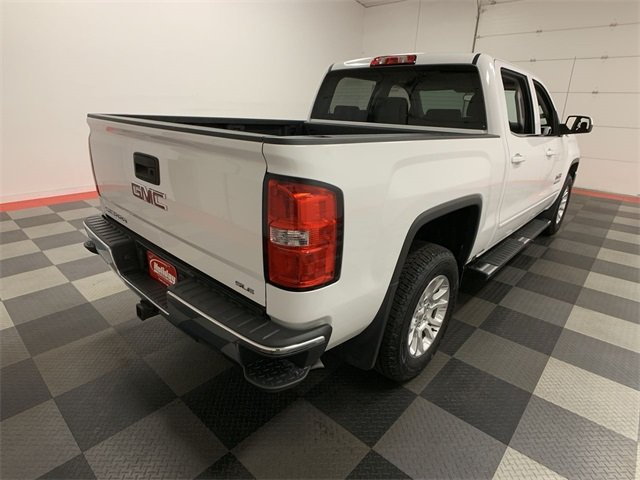 2017 Sierra 1500 Crew Cab 4x4,  Pickup #W1696 - photo 14