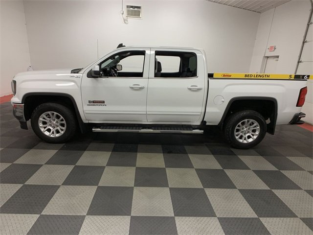 2017 Sierra 1500 Crew Cab 4x4,  Pickup #W1696 - photo 6