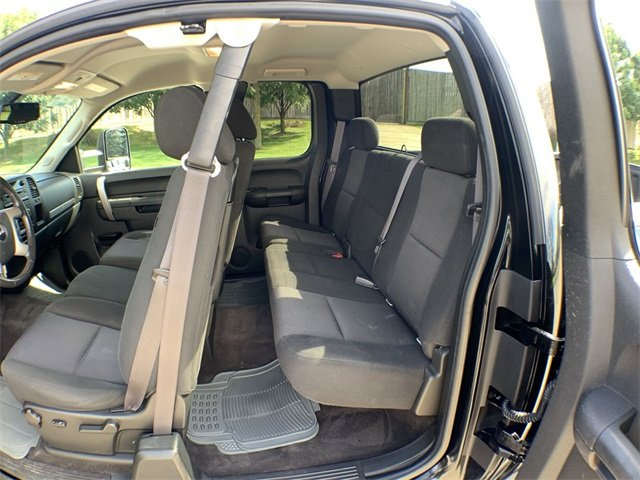 2011 Sierra 2500 Extended Cab 4x4,  Pickup #W1858A - photo 18