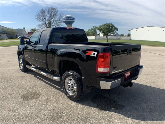 2011 Sierra 2500 Extended Cab 4x4,  Pickup #W1858A - photo 1