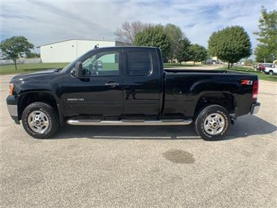 2011 Sierra 2500 Extended Cab 4x4,  Pickup #W1858A - photo 2