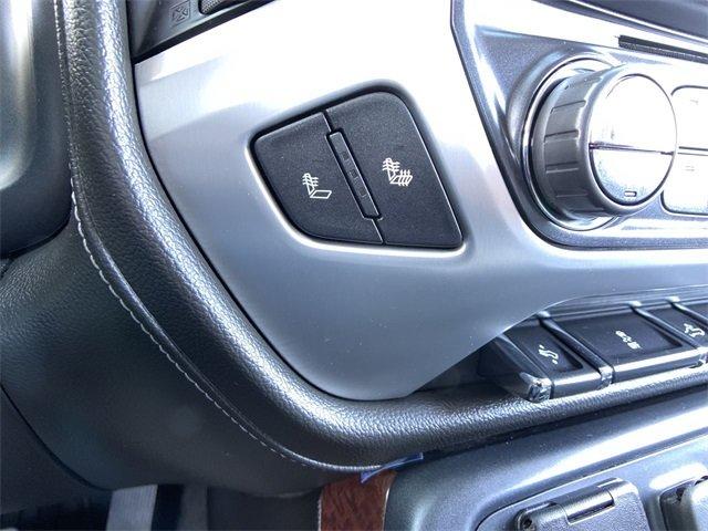 2017 Sierra 1500 Double Cab 4x4,  Pickup #W2212 - photo 36