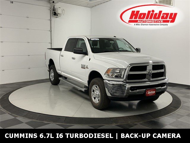 2018 Ram 2500 Crew Cab 4x4,  Pickup #W2373 - photo 1