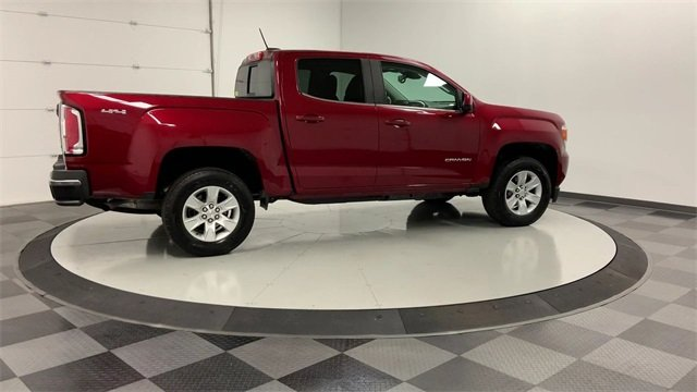 2017 Canyon Crew Cab 4x4,  Pickup #W2436 - photo 33