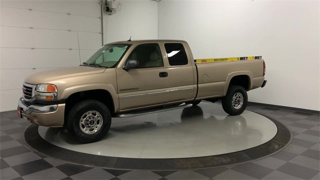 2004 Sierra 2500 Extended Cab 4x4, Pickup #W2459BB - photo 4