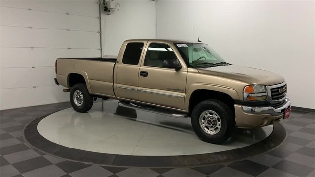 2004 Sierra 2500 Extended Cab 4x4, Pickup #W2459BB - photo 27