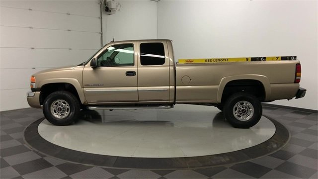 2004 Sierra 2500 Extended Cab 4x4, Pickup #W2459BB - photo 29