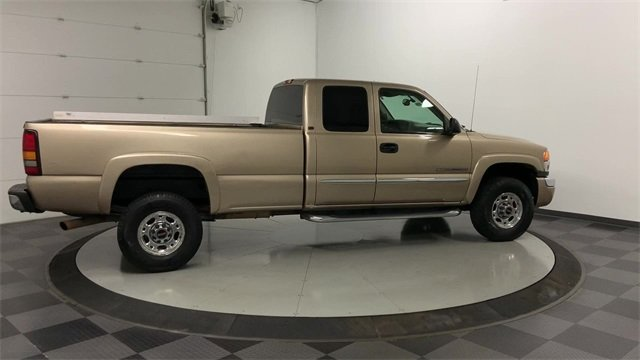 2004 Sierra 2500 Extended Cab 4x4, Pickup #W2459BB - photo 31