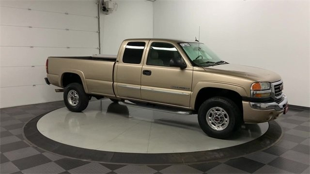 2004 Sierra 2500 Extended Cab 4x4, Pickup #W2459BB - photo 32