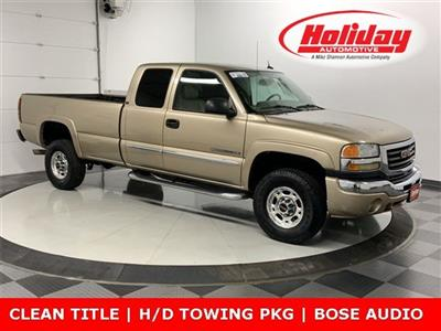 2004 Sierra 2500 Extended Cab 4x4, Pickup #W2459BB - photo 1