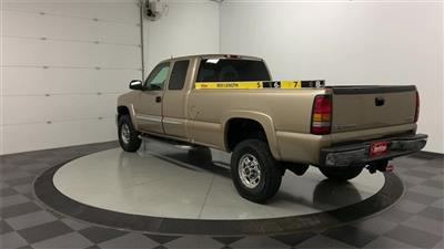 2004 Sierra 2500 Extended Cab 4x4, Pickup #W2459BB - photo 30