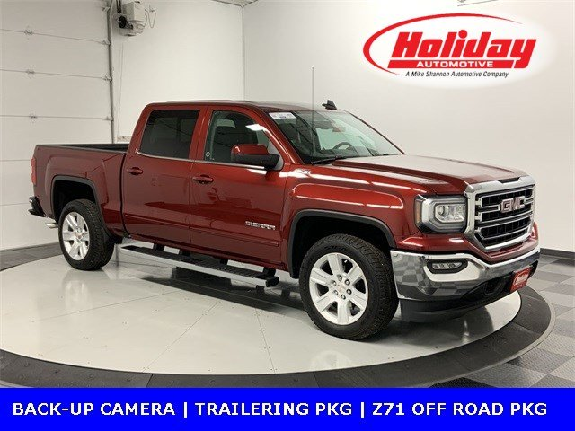 2018 Sierra 1500 Crew Cab 4x4,  Pickup #W2566 - photo 1