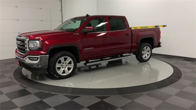 2018 Sierra 1500 Crew Cab 4x4,  Pickup #W2566 - photo 3