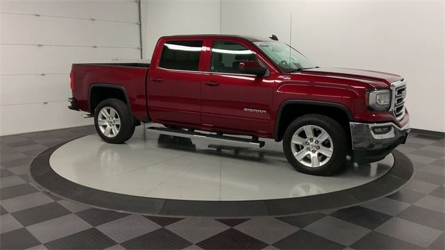 2018 Sierra 1500 Crew Cab 4x4,  Pickup #W2566 - photo 34