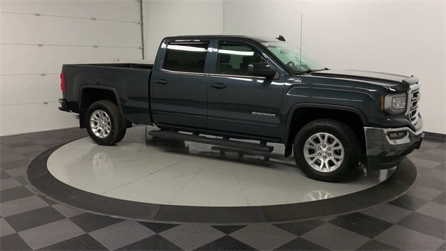 2018 Sierra 1500 Crew Cab 4x4,  Pickup #W2569 - photo 35