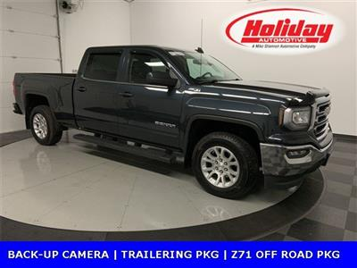 2018 Sierra 1500 Crew Cab 4x4,  Pickup #W2569 - photo 1