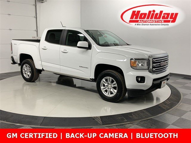 2019 Canyon Crew Cab 4x4, Pickup #W2971 - photo 1
